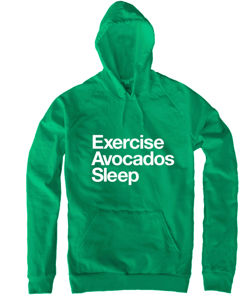 Avocados From Mexico | Exercise Avocados Sleep