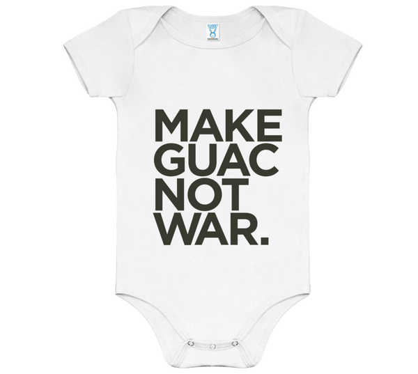AvoKiddo Gear Onesie by Avocado Shirt Co.