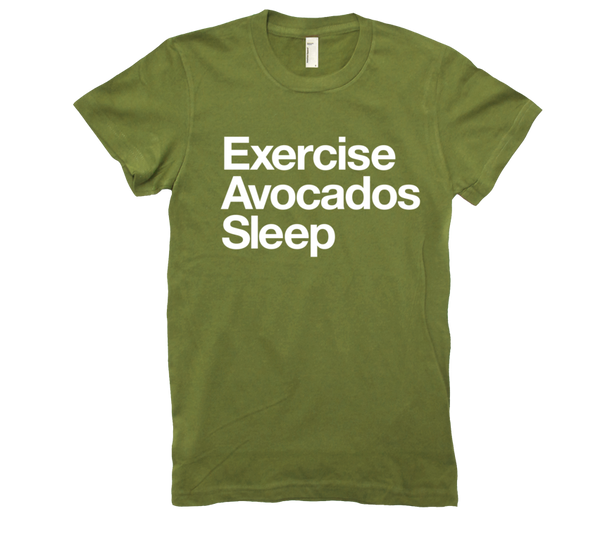 Avocados From Mexico | Exercise Avocados Sleep | Women's