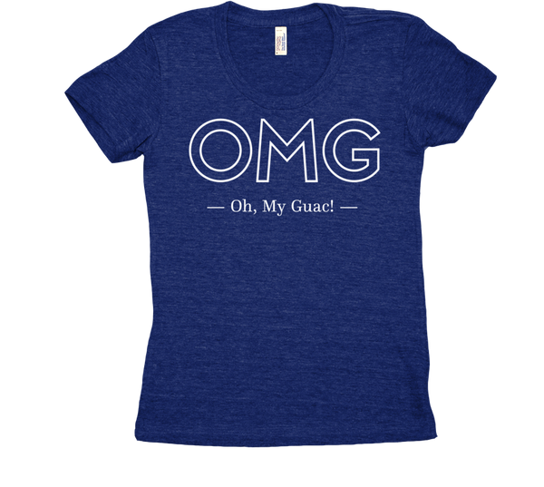 Avocados From Mexico | OMG: Oh, My Guac! tee | Women's
