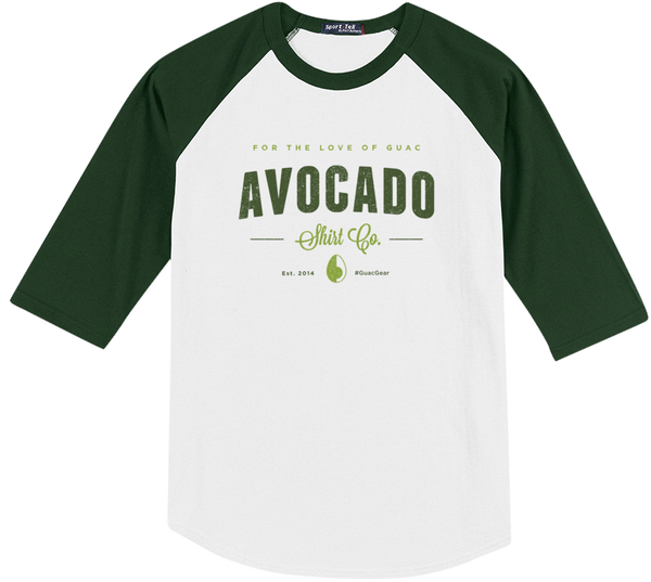 Avocado Shirt Co. Raglan