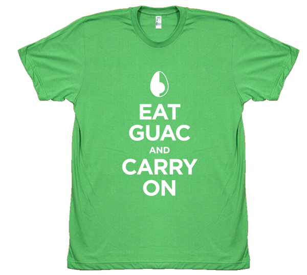Men's Eat Guac, Carry On