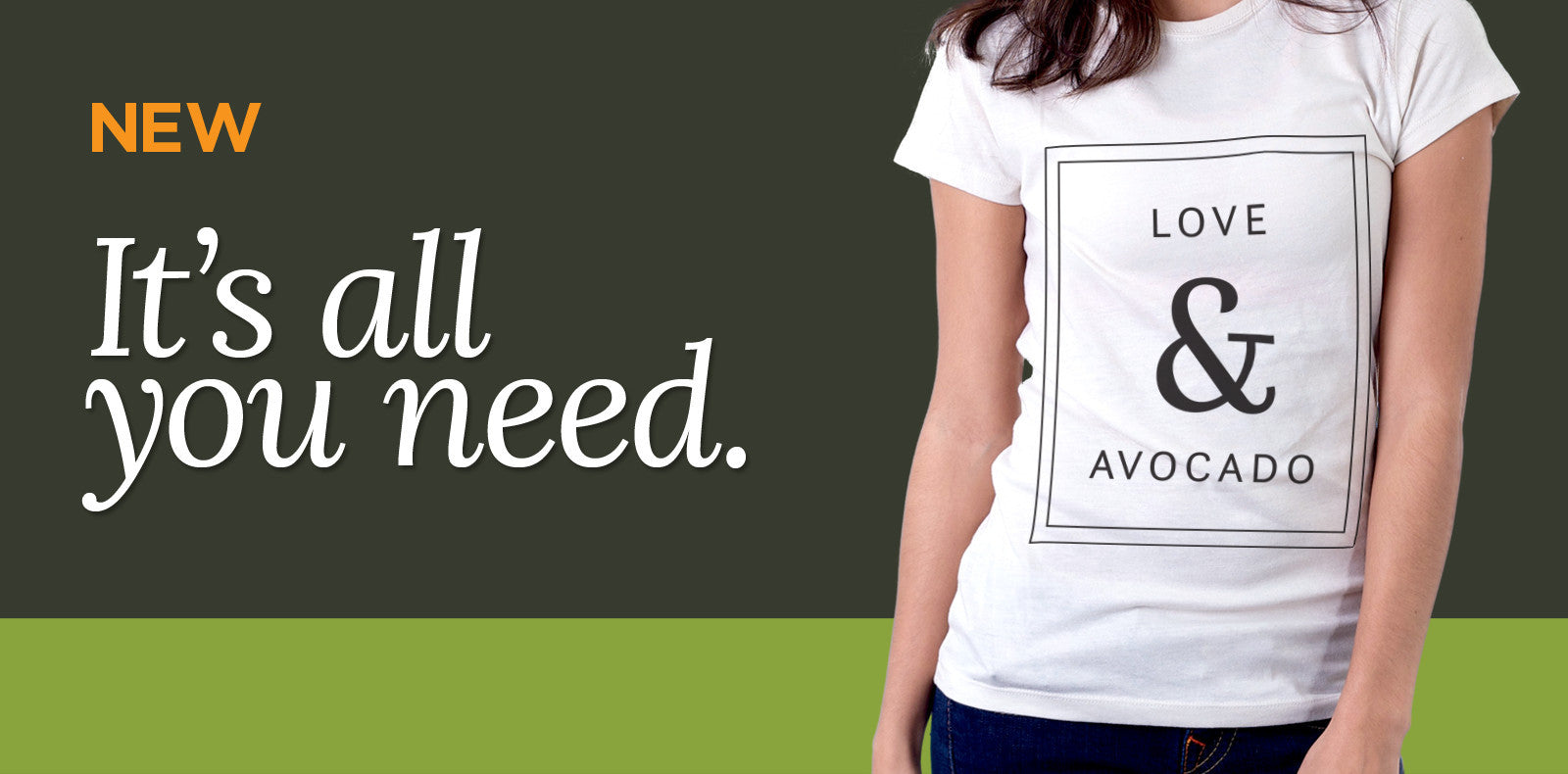 all you need is love & avocado
