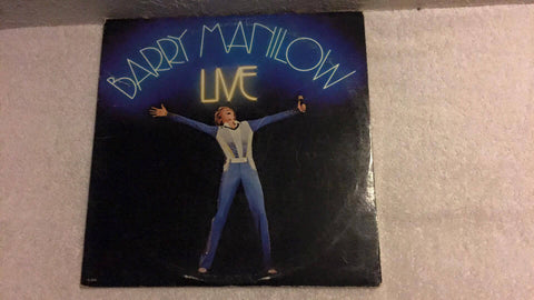 Barry Manilow Live 2 LPs - Wayne James Limited