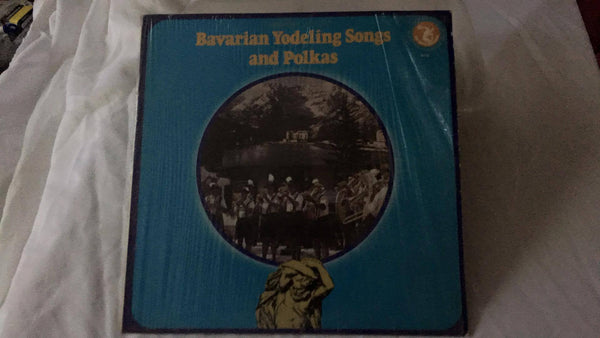 Bavarian Yodeling Songs and Polkas 6115 LP - Wayne James Limited
