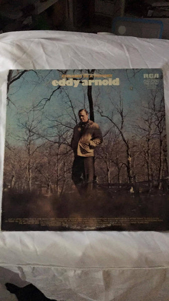 Eddy Arnold Chained To A Memory 2 LP Set CXS 9007 - Wayne James Limited
