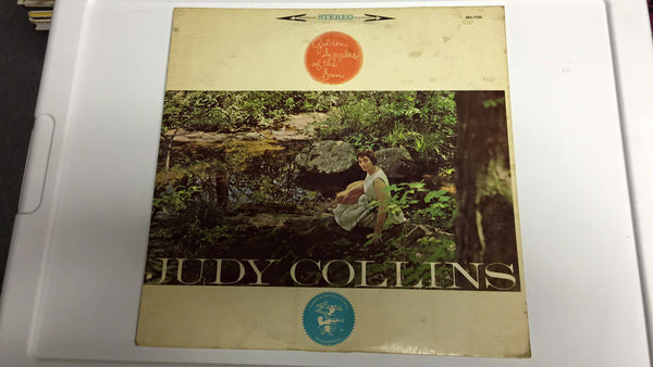 Judy Collins  Golden Apples of the Sun LP - Wayne James Limited
