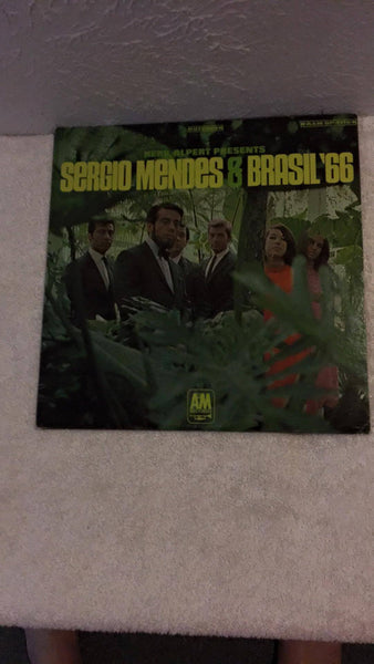 Herb Alpert Presents Sergio Mendes & Brazil '66  SP 4116 - Wayne James Limited