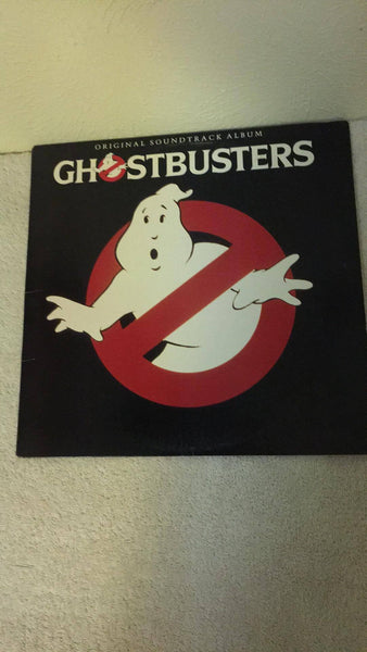 Ghostbusters  The Original Soundtrack Album  AL8-8246 - Wayne James Limited