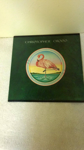 Christopher Cross  Self Titled  BSK 3383 - Wayne James Limited