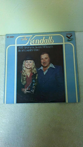The Kendalls  1978 Grammy Award Winners Best Country Duo  GT-0001 - Wayne James Limited