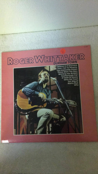 Roger Whittaker Durham Town  CN 2061  LP - Wayne James Limited