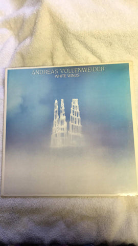 Andreas Vollenweider  White Winds  LP  FM-39963 - Wayne James Limited