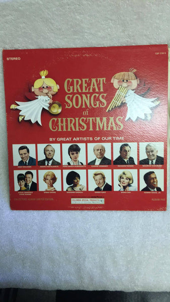 Great Songs of Christmas Album Five  XSV105229 LP - Wayne James Limited