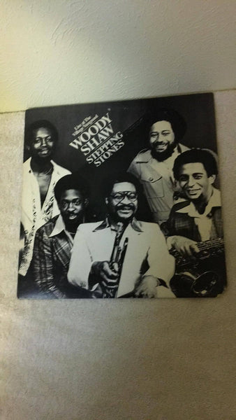 Woody Shaw Stepping Stones  Live at the Village Vanguard  LP  JC-35560