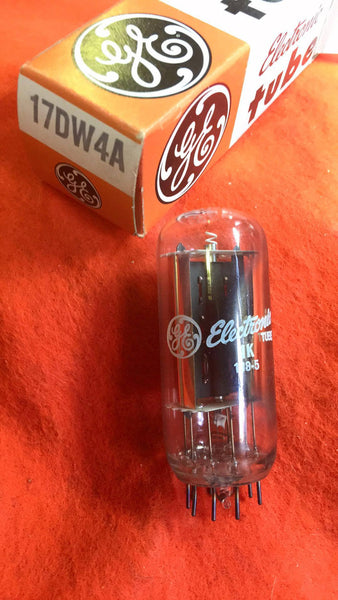 17DW4A GE vacuum tube  NOS NIB - Wayne James Limited - 1