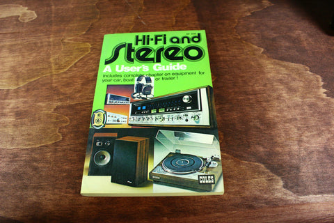 Vintage Hi-Fi and Stereo: A User's Guide by Martin Clifford - Wayne James Limited - 1