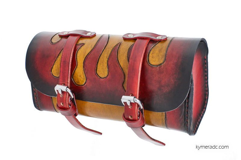 Tool Roll FLAMES (hebillas)