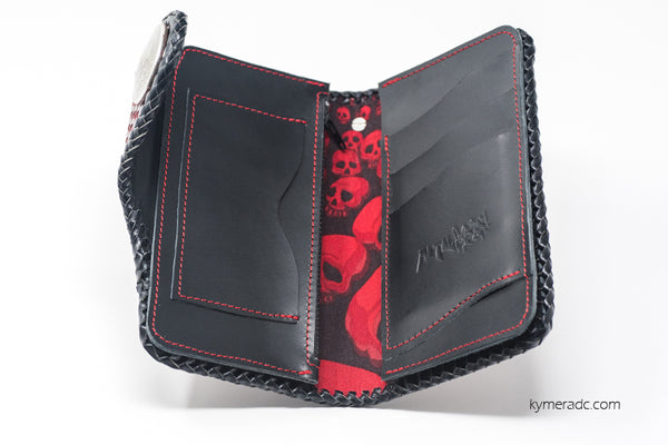 Cartera RANGER INFERNO Red