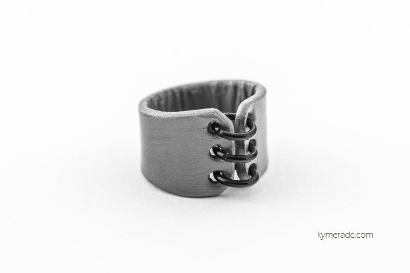 Anillo LACE Grey