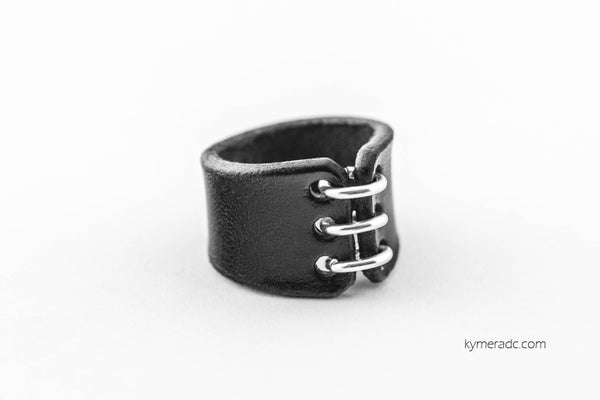Anillo LACE Black