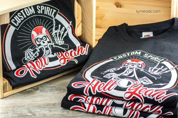 Camiseta chico CUSTOM SPIRIT