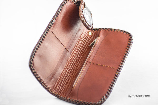 Cartera DOLLAR Brown