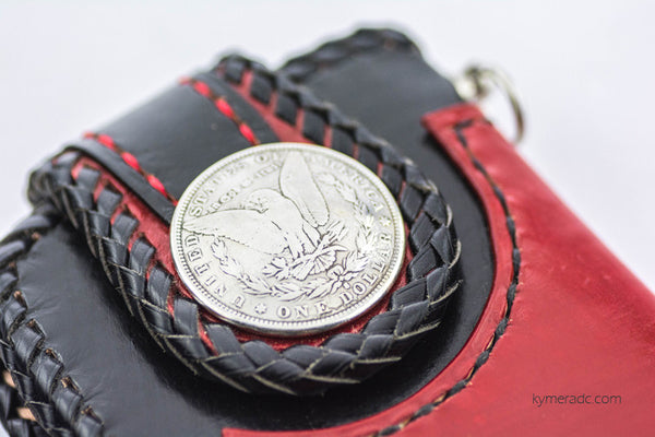 Cartera DOLLAR Red