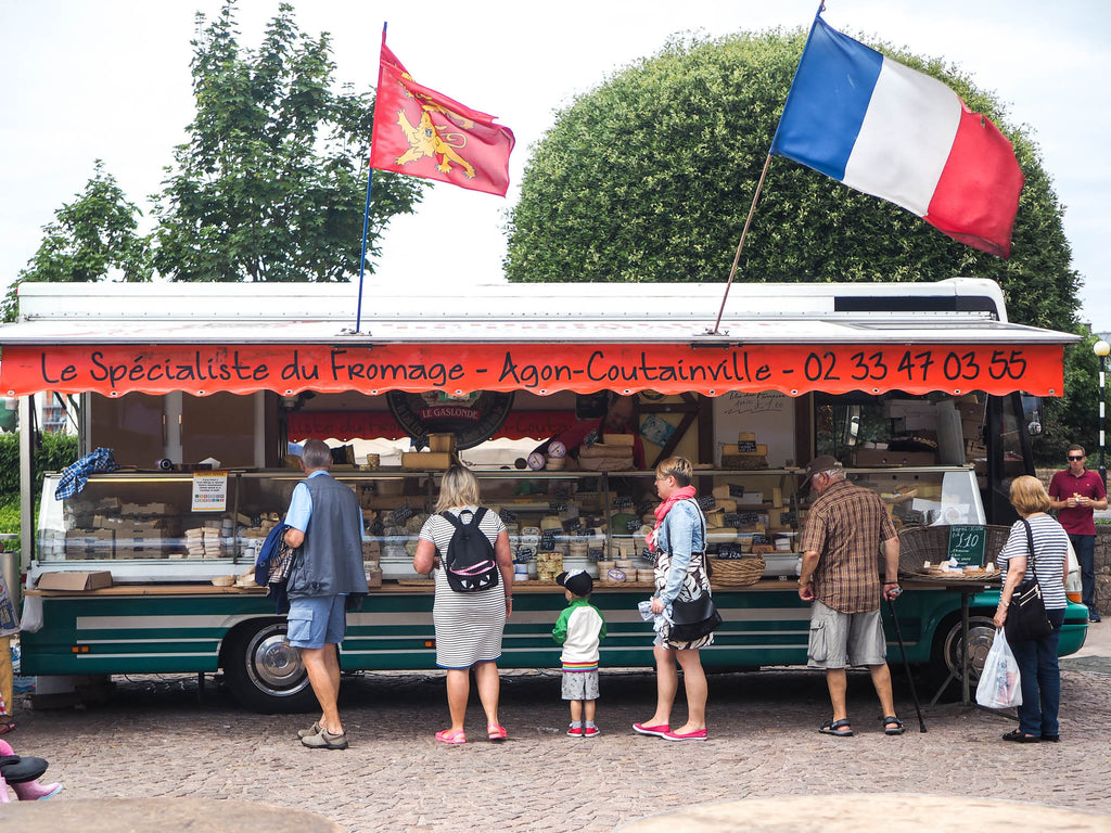 Le Festival Francais de Jersey // The French Festival in Jersey Channel Islands