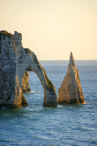 etretat-aiguille-sunset-normandy