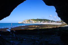 etretat-cave-normandy