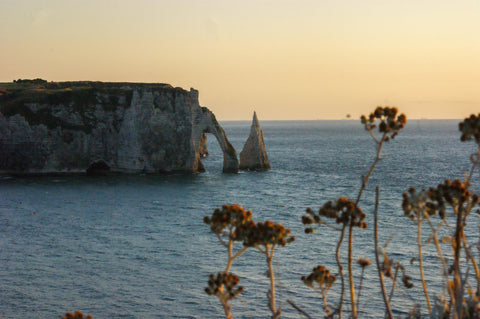 etretat-sunset-cliffs-nature