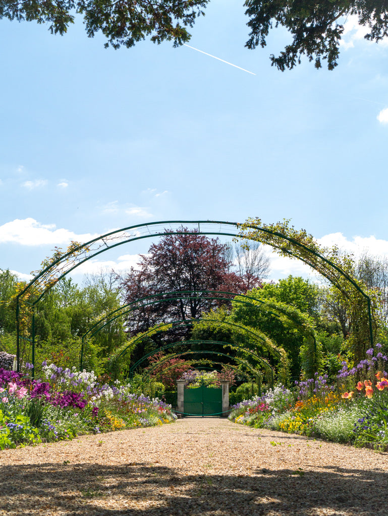 giverny-arch