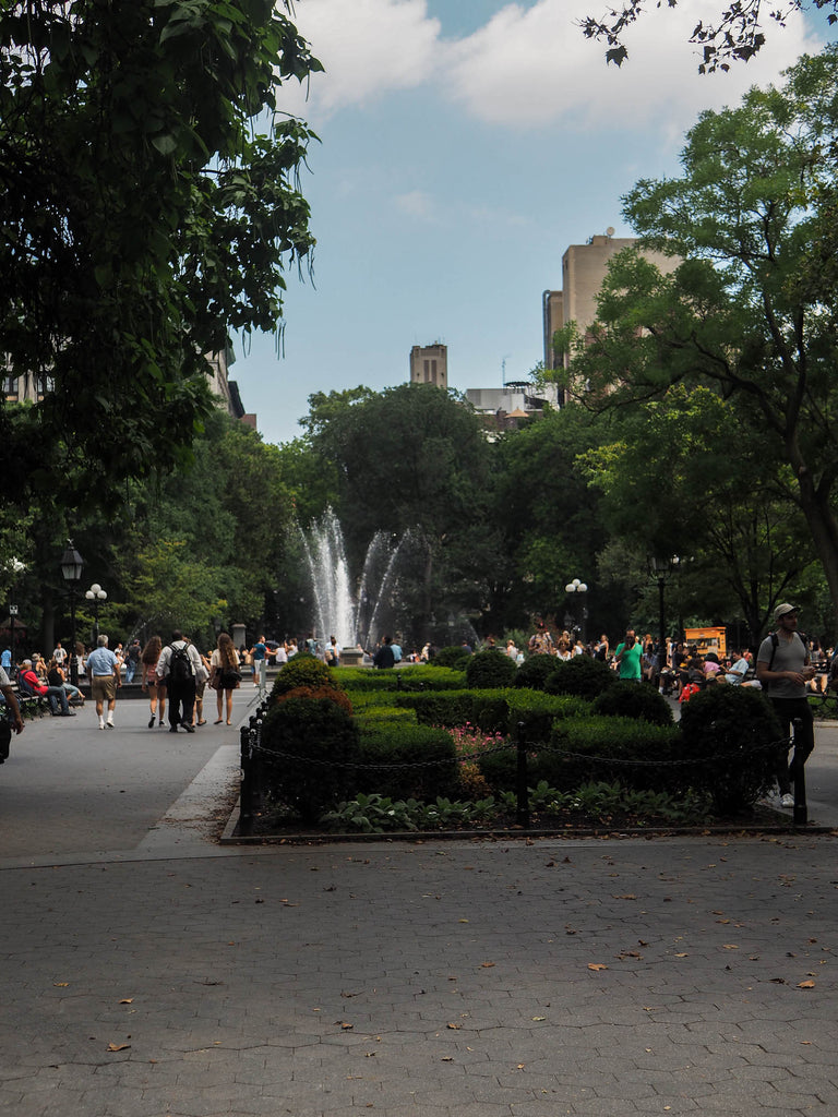 new-york-washington-square-park