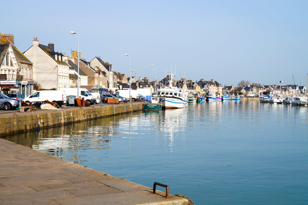 normandy-harbour