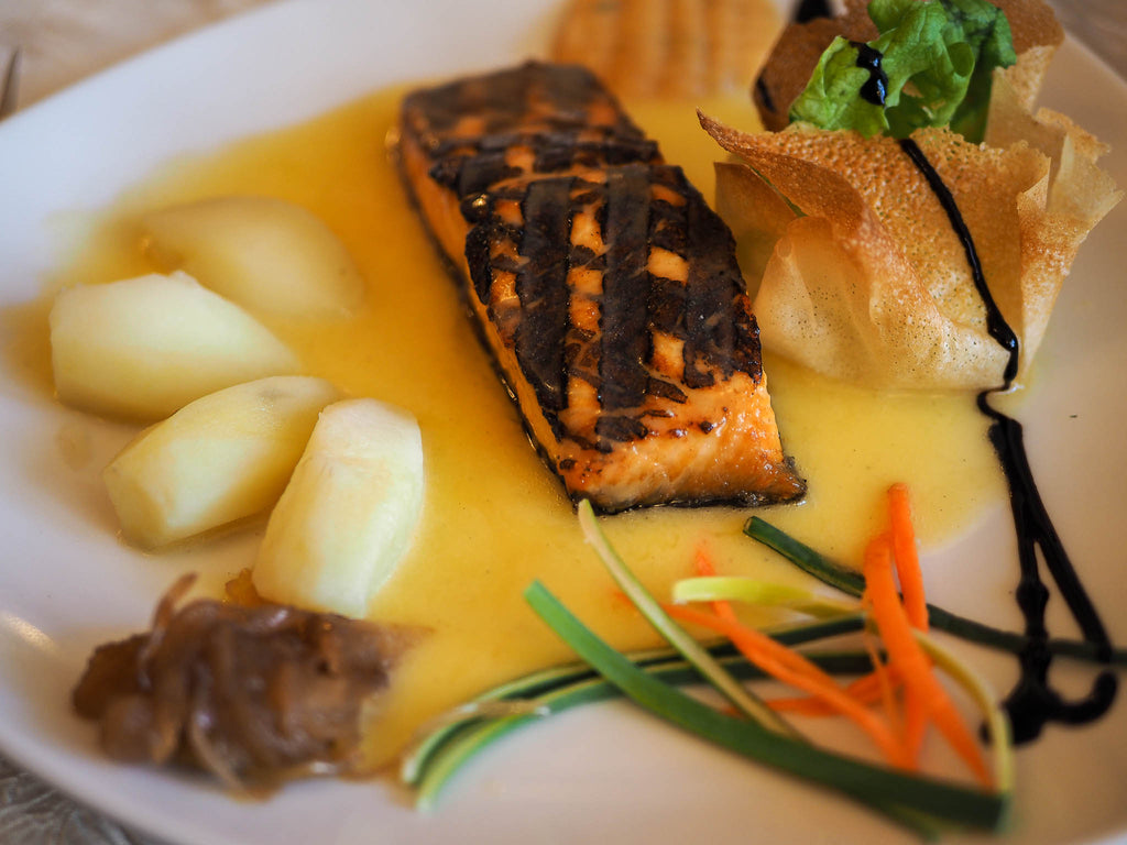 salmon-white-butter-sauce