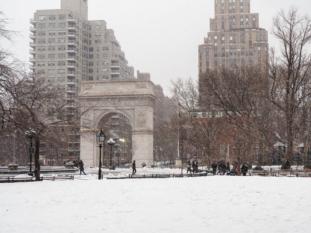 washington-square-park-neige