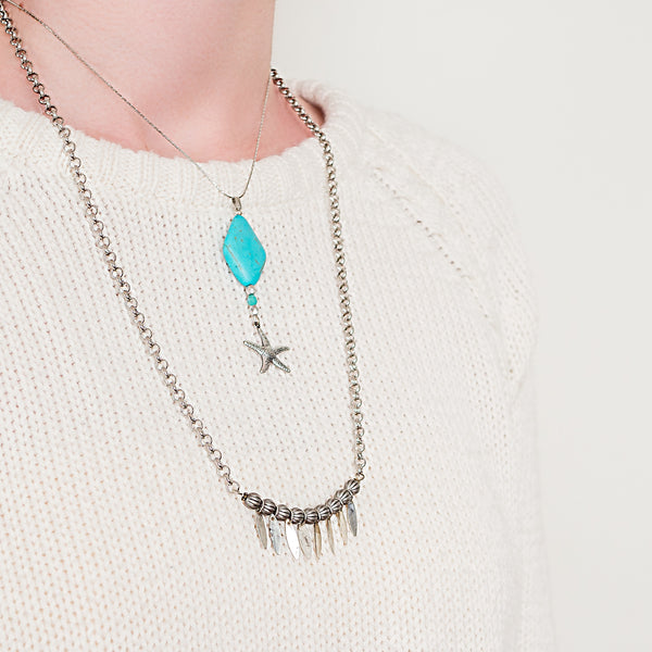 necklace-gypsy-turquoise-silver