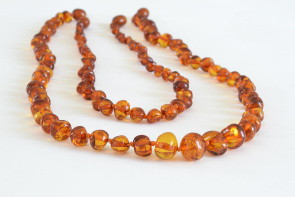 Baltic Amber Baby Teething Necklaces - What they can do for you!