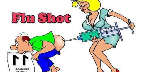 how to avoid flu shot and not get fired