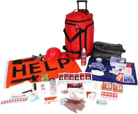 Wildfire Emergency Kit Case Pack 2