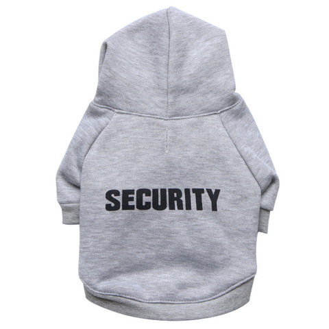 Security Dog Hoodie