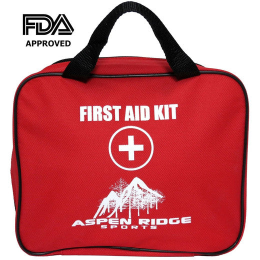 Our First Aid Kit