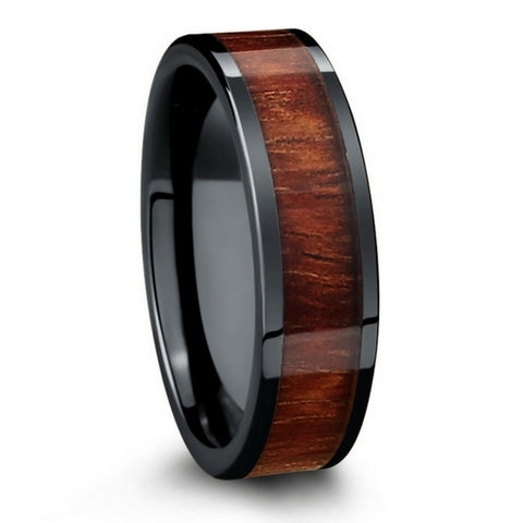 Canada Most Unique Mens Wedding Bands   Wood Rings