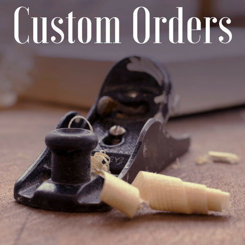 Custom bentwood rings - Customize your own ring