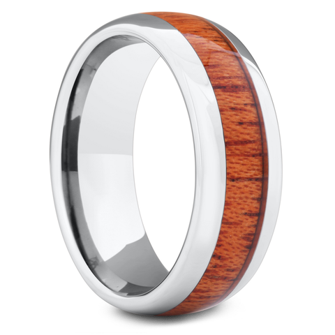 The Classic - The Original Wood Wedding Ring For Men - Men's Wood Rings