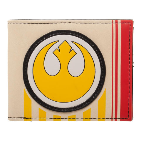 Star Wars Episode 8 Bi-Fold Wallet - Life Rush Apparel