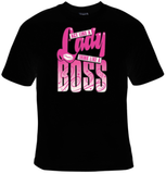 Act Like A Lady Think Like A Boss T-Shirt Women's - Life Rush Apparel