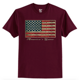 America's Game (Baseball) T-Shirt Men's - Life Rush Apparel