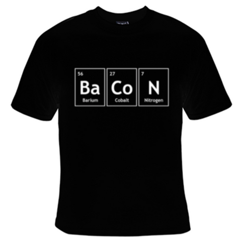 Bacon Element T-Shirt Men's - Life Rush Apparel